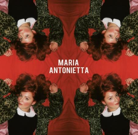 Copertina dell'album Maria Antonietta
