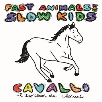 Fast Animals and Slow Kids. Copertina