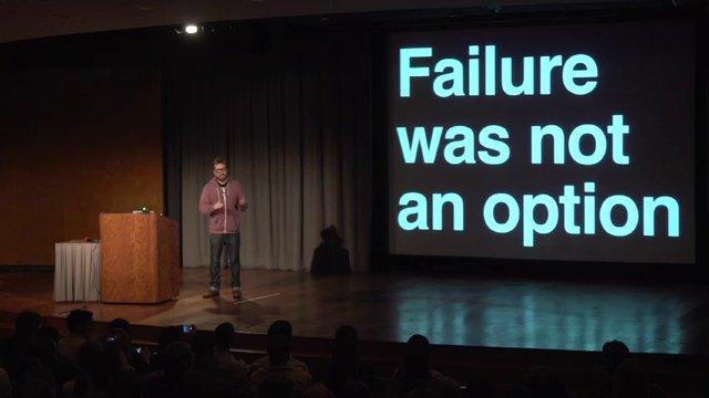 Il fallimento non è un' opzione