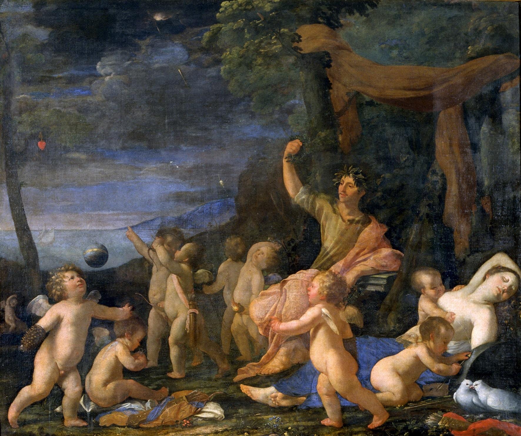 Il trionfo di Ovidio