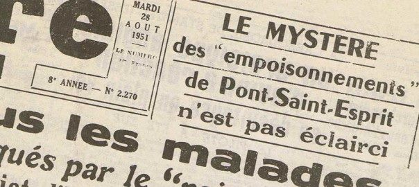 Le Mystere de Point-Sant-Esprit