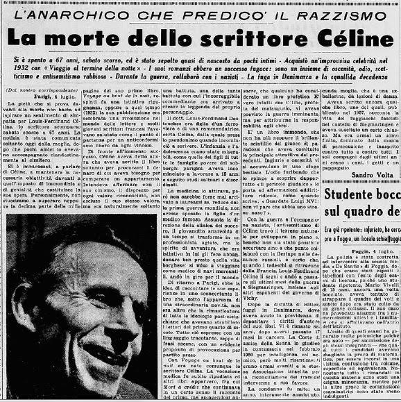 Céline La Stampa