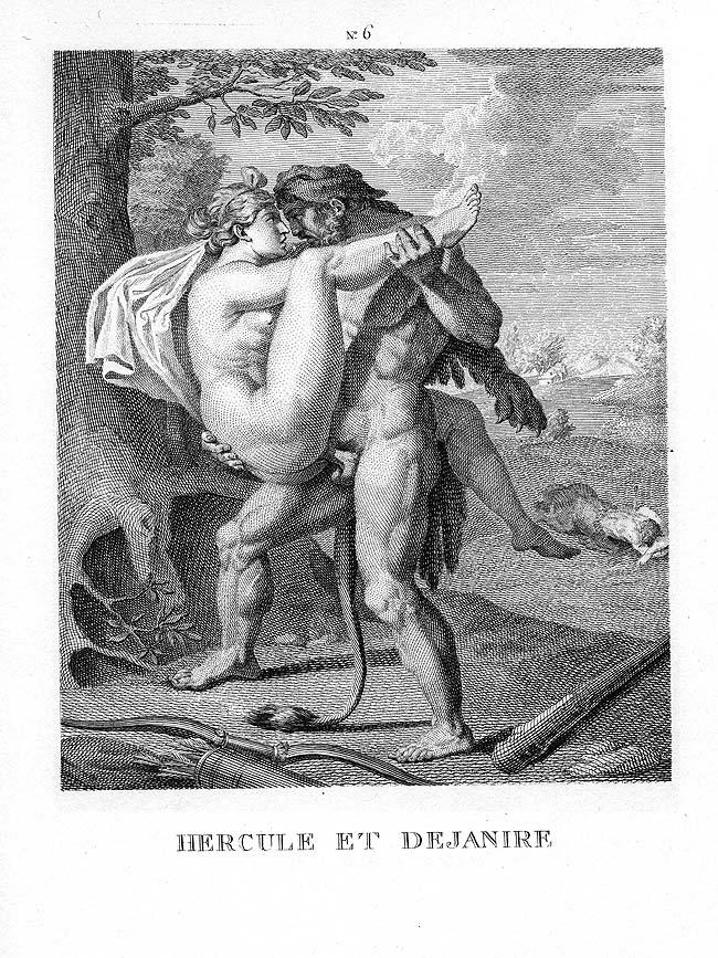 Hercule et Dejanire