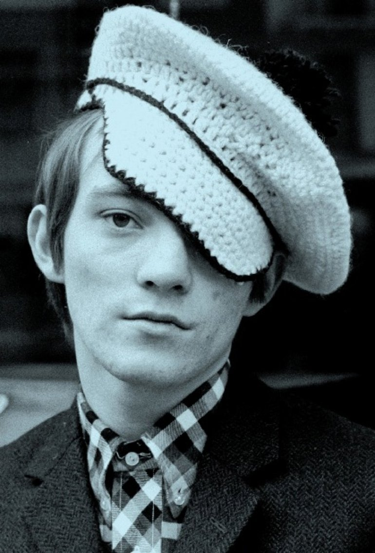Steve Marriott cappello