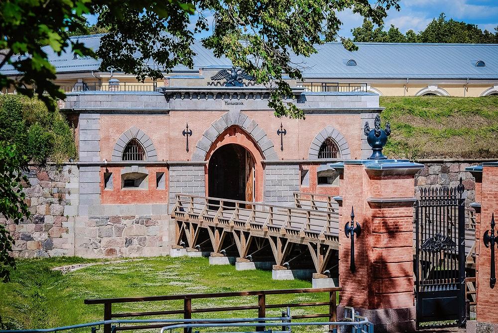 """La fortezza di Daugavpils, uno dei """"luoghi simbolo"""" della campagna di Russia del 1812 (visitdaugavpils)"""